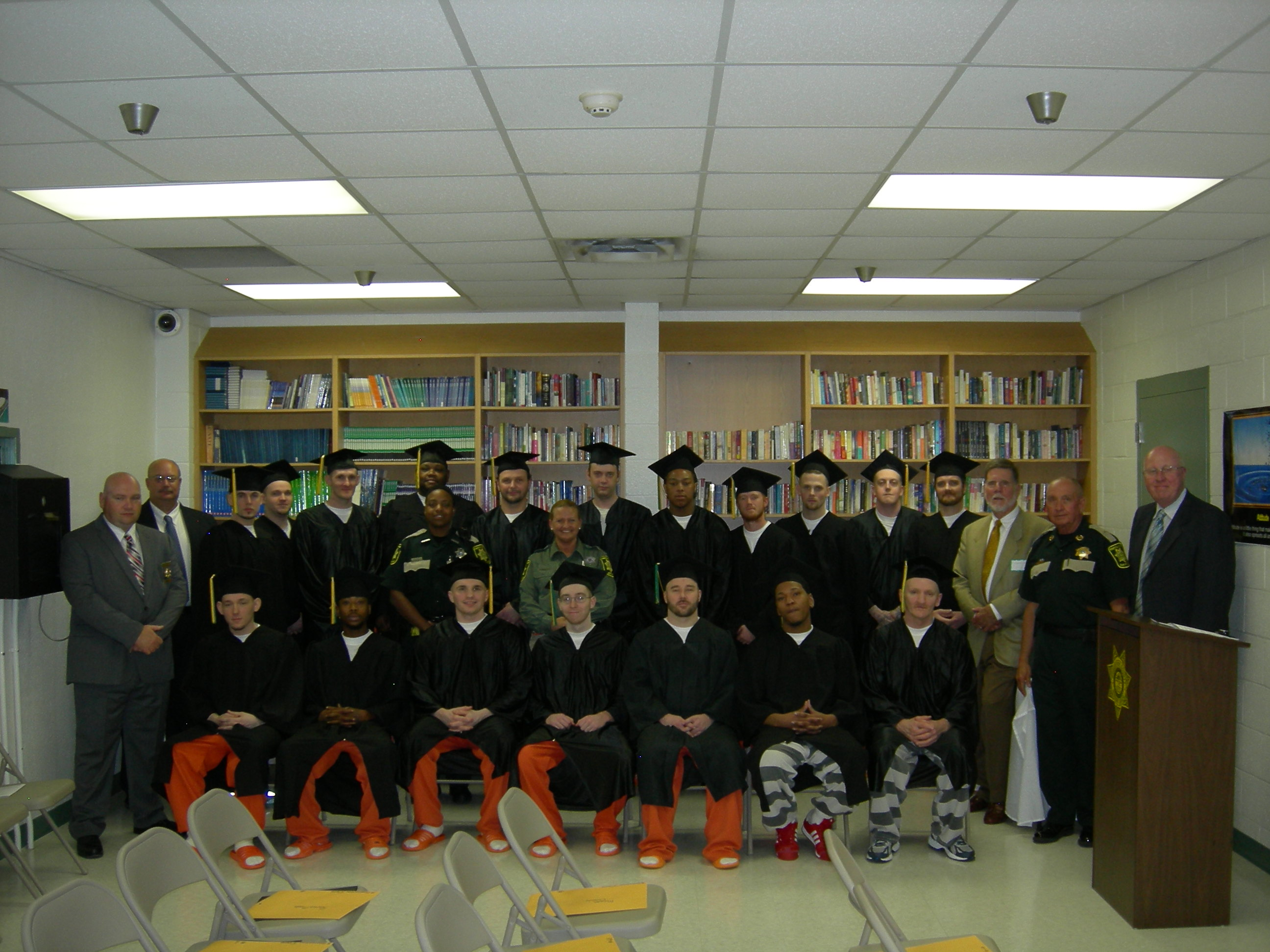 Tennessee robertson county springfield - First Ever Ged Graduation Ceremony Held At Detention Facility Robertson County Sheriff S Office